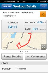 friday run
