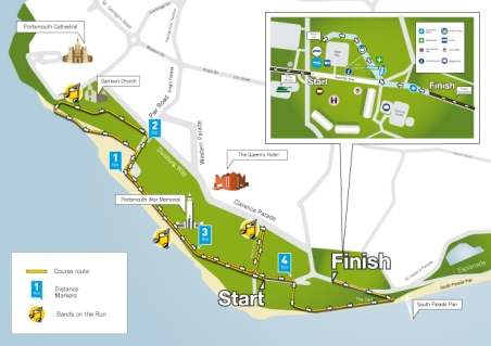 Bupa-Great-South-Run-5k-2013-Course-Zoom-Map