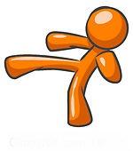 orange Kickboxing