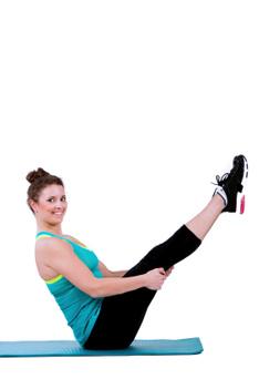 Pilates v balance thingy