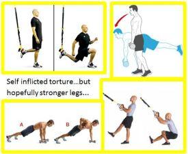 leg strength