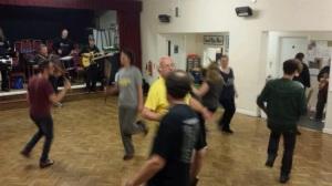 look...dancing :-)
