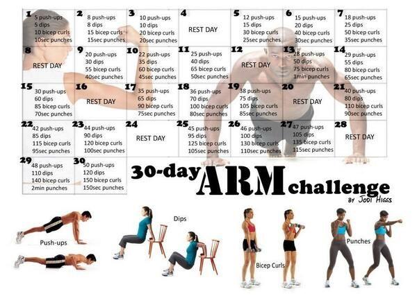 arm challenge 1