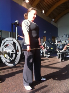 80kg :-D yeay!!