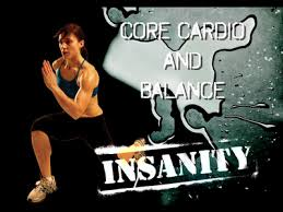 core cardio and balance