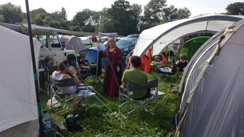 mythago camp