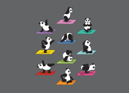 or maybe I'll just be a more graceful panda...