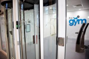 gym group door