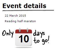 reading 10 days
