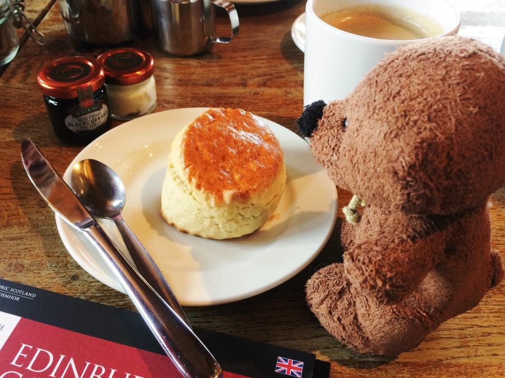 barnsworth's scone