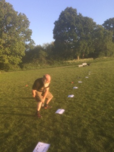 Graham, doing my circuits class all on his own!