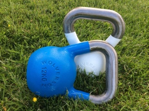 I love my kettlebells...have I told you that?