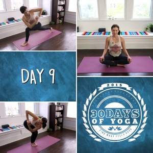 Day 9 was very twisty, which is good for me even if I am not very good at it!