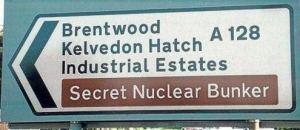 secret nuclear bunker