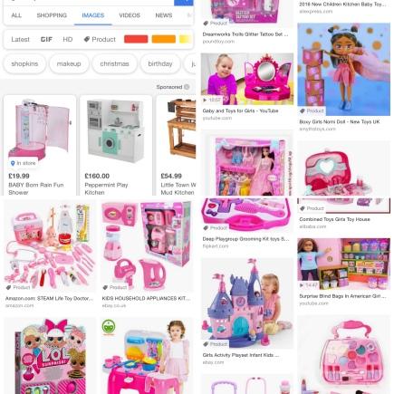 """""""girl toys"""""""